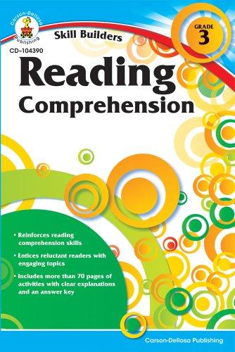 Reading Comprehension, Grade 3 (Skill Builders)