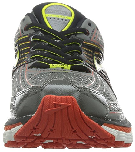 Brooks Glycerin 12 Herren - grau/orange/gelb