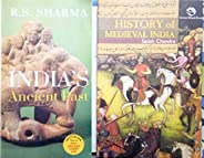 History of Medieval India by Satish Chandra & India's Ancient Past by RS Sharm