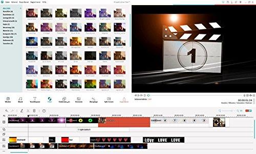 VideoDirector 2017 - Videos bearbeiten, schneiden, optimieren für beeindruckende Videos -