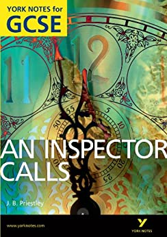 An Inspector Calls: York Notes for GCSE by [York Notes]