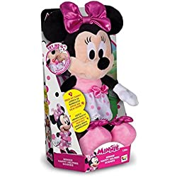 IMC Toys 182431 - Preescolar Happy Helpers Funny Sounds Minnie