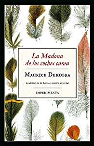 La Madona de los coches cama par  Maurice Dekobra
