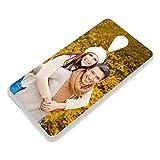 Personalisierte Premium Foto-Handyhülle für Wiko-Serie selbst gestalten mit Foto bedrucken, Hülle:TPU-Silikon / Transparent (Seiten), Handymodell:Wiko U Feel Prime