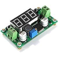 SODIAL(R) regulable Actualizado LM DC-DC Converter 2596 Buck bajada Modulo Regulador de la fuerza