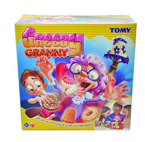 """Preisvergleich Produktbild TOMY Geschicklichkeitsspiel für die ganze Familie """"Keks Karacho"""" mehrfarbig - hochwertiges Kinderspielzeug - ab 5 Jahre"""