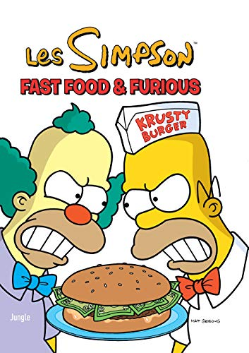 Les Simpson (39) : Fast food & furious