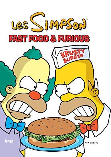 Les Simpson (39) : Fast food & furious