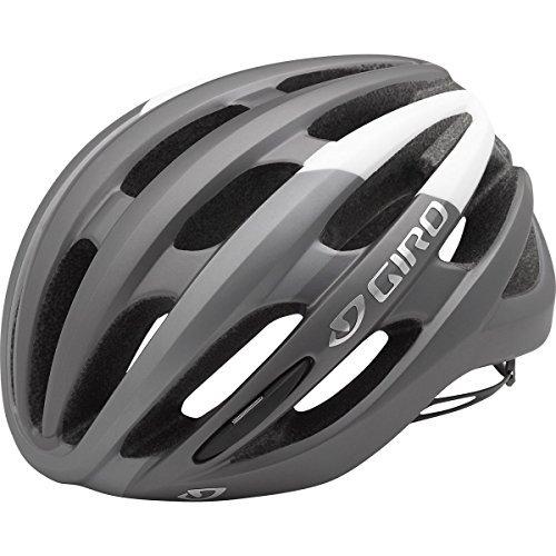 Giro Foray MIPS Helm Mat Titanium / Wit, M door Giro