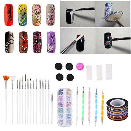 Kit de herramientas de uñas