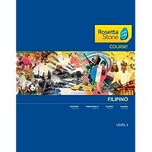 Rosetta Course Einstiegsniveau – Philippinisch (Tagalog) lernen wie einst Ihre Muttersprache – Level 1 für Mac [Download]