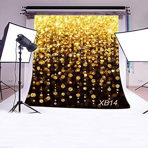 Sottile in vinile Studio Natale sfondo CP fotografia prop foto sfondo 3x 3m xb14