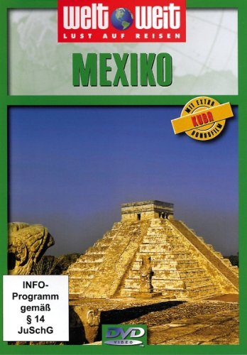 Preisvergleich Produktbild Mexiko - welt weit (Bonus: Kuba)
