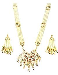 6b863d11c37ec Mehrunnisa Women's Jewellery Sets: Buy Mehrunnisa Women's Jewellery ...