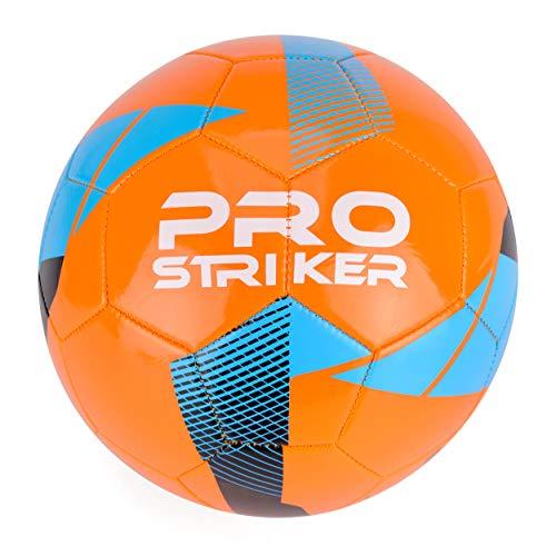 Unbekannt Toyrific Pro Striker 2 Football, Orange & Black, 5 -