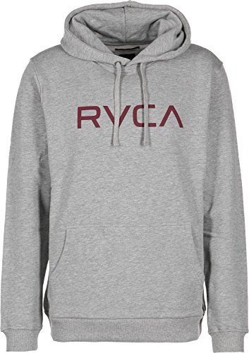 rvca-big-rvca-sweat-capuche-xl-athletic-heather