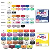 Staedtler Fimo Soft & Effect Modelliermasse 10 Blöcke a 57g - Farbauswahl per Mail
