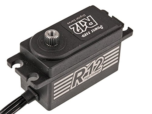 Power HD Digital Low-Profile Servo # HD-R12 -