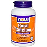 Now Foods Coral Calcium 1000mg Natural Trace Minerals - Best Reviews Guide