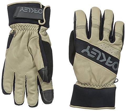 Oakley Men's Factory Winter 2 Gloves, New Khaki, Large