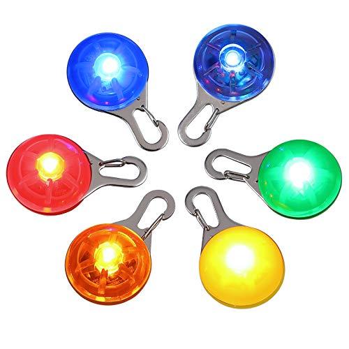 Luz Collar Iluminoso Perro Colgante Luz Seguridad