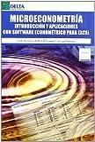 Microeconometría: introducción y aplicaciones con software econométrico para Excel