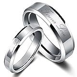 c8d6c399d8 3 · Anvi Jewellers Splendiferous Platinum Plated Couple Ring for Men & Women