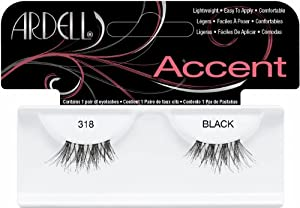 Ardell Duralash Accents False Eyelashes - #318 (Pack of 4)