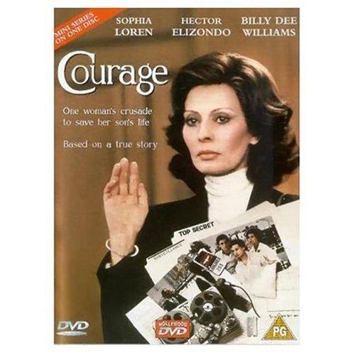 Courage [DVD] by Sophia Loren