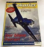 Aerokurier Nr 2 2012 Der Blaue Ferrari