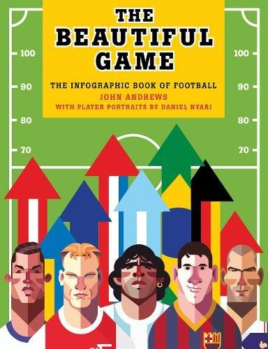 The Beautiful Game: The infographic book of football por John Andrews