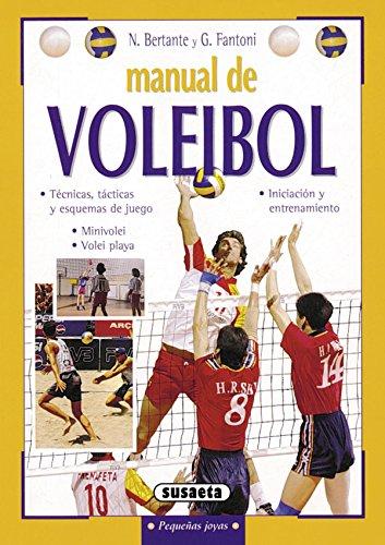 Manual De Voleibol (Pequeñas Joyas) por N. Bertante