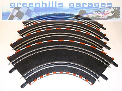 Greenhills Carrera Go!!! Track 90 Degree Curve 141136