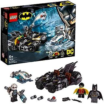 Dc Comics Super Du Lego Joker Heroes Poursuite BatmobileLa rBExodWQCe