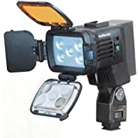 Reflecta LED Videolight DR10 with 5x LED 900 LUX (REVL20377) (Import Royaume Uni)