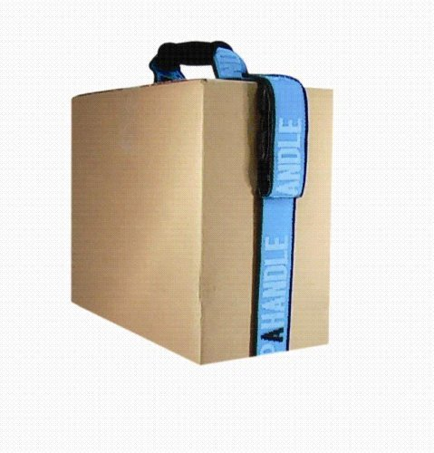 6 ft. Strap-a-Handle - EZ Clip System - Carry 40lbs by Strap-A-Handle -
