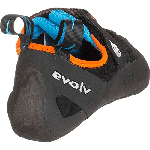 Evolv Kronos Scarpa arrampicata Nero