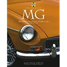 MG: Britain's Favourite Sports Car (Haynes Classic Makes Series) by Malcolm Green (2011-10-06)