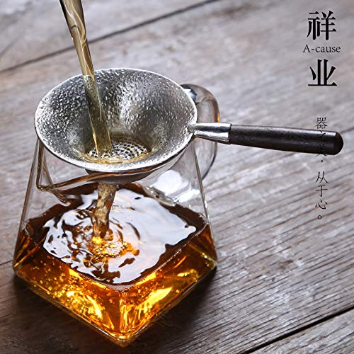 GBCJ Xiang Ye Xi Tee Filter manuelle Hammer Tee Leckage Tee Filter Tee Filter kreative Tee Partition Tee Zubehör