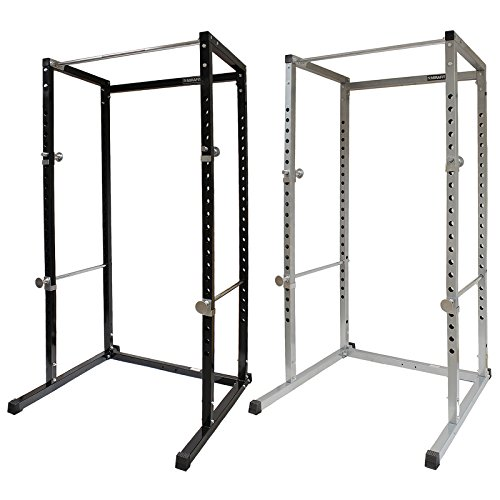 Mirafit Power Rack Weight Lifting Cage & Pull Up Bar, used for sale  Delivered anywhere in UK