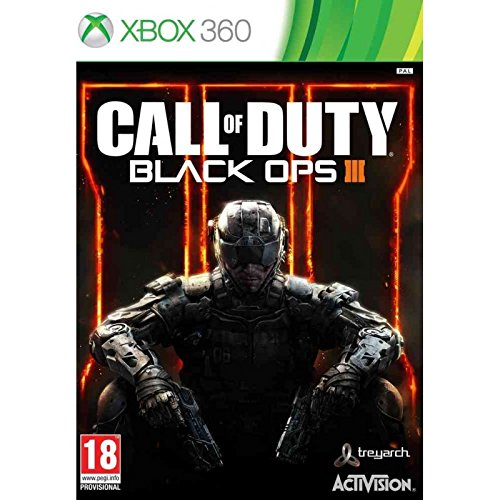 Call of Duty, Black Ops 3  Xbox 360 (Call Of Duty Für Das Spiel 3)