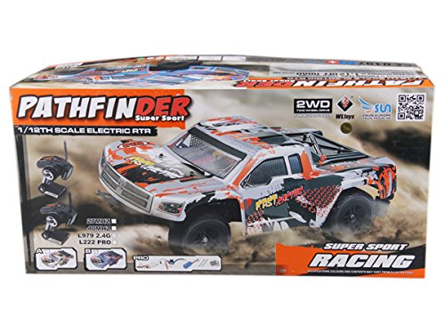 RC Auto Elektro ferngesteuertes RC LKW HIGH SPEED Truck Wltoys L979 2,4G 1:12 Scale RC OFF ROAD CAR Brushed Motor RTR NEU&OVP - 5