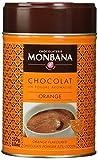 Monbana Schokoladenpulver Orange 250g Dose