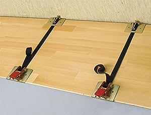 1 x parkett und laminat spanngurt laminat verlegehilfe. Black Bedroom Furniture Sets. Home Design Ideas