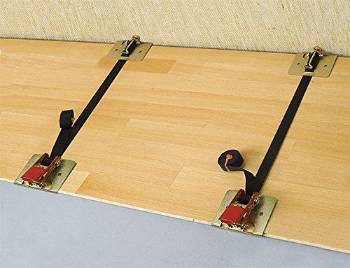 1 x Parkett- und Laminat Spanngurt Laminat Verlegehilfe Spann-Ratsche