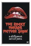 The Rocky Horror Picture Show Poster Lippen (68,5cm x 101,5cm) + Ü-Poster