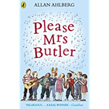 Please Mrs Butler: Verses (Puffin Modern Classics) (English Edition)