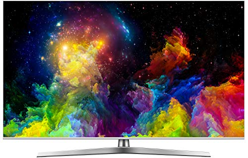 Hisense H50U7B 126 cm (50 Zoll) Fernseher (4K Ultra HD, HDR, Dolby Vision, Triple Tuner, Smart-TV, USB-Aufnahmefunktion) (Hisense 50 Tv)