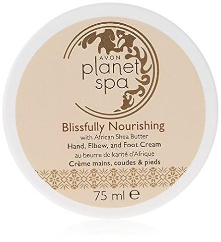 Avon Planet Spa Blissfully Nourishing Hand/ Elbow/ Foot Cream 75 ml