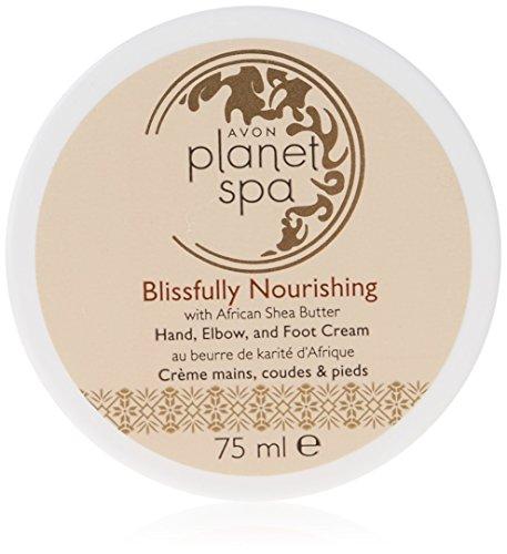 Avon Planet Spa Blissfully Nourishing Hand/ Elbow/ Foot Cream 75 ml - Avon Fuß